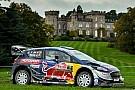 WRC Evans quiere que Ogier se quede en M-Sport para 2018