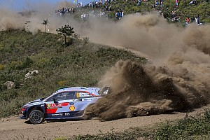 WRC Noticias Paddon trasladado al hospital tras accidente en Portugal