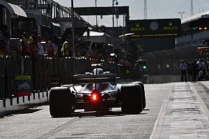 Формула 1 Новость Авария Боттаса в первом повороте «Альберт-парка»: видео