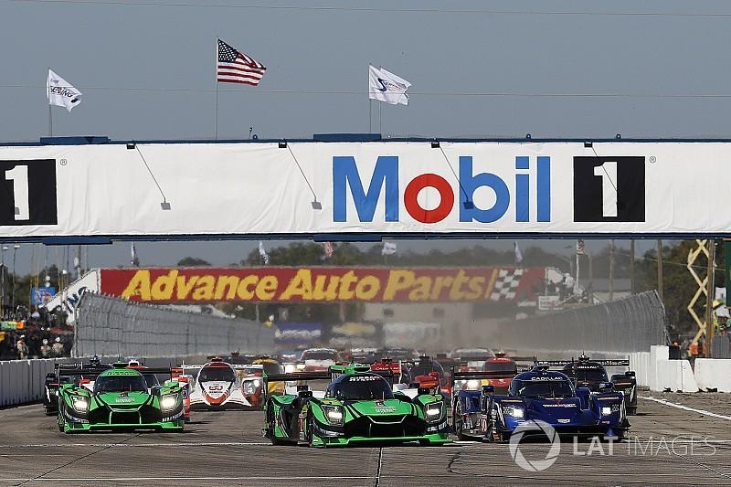 Sebring 12 Hours: Hour 2 – Nasr leads after action-packed start