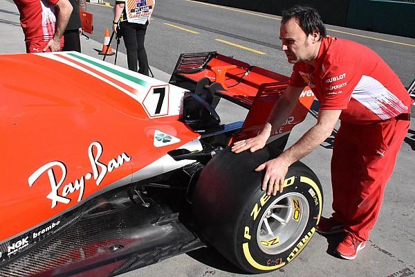 Formula 1 Analisi Ferrari: si estrae più aria calda dallo sfogo delle fiancate