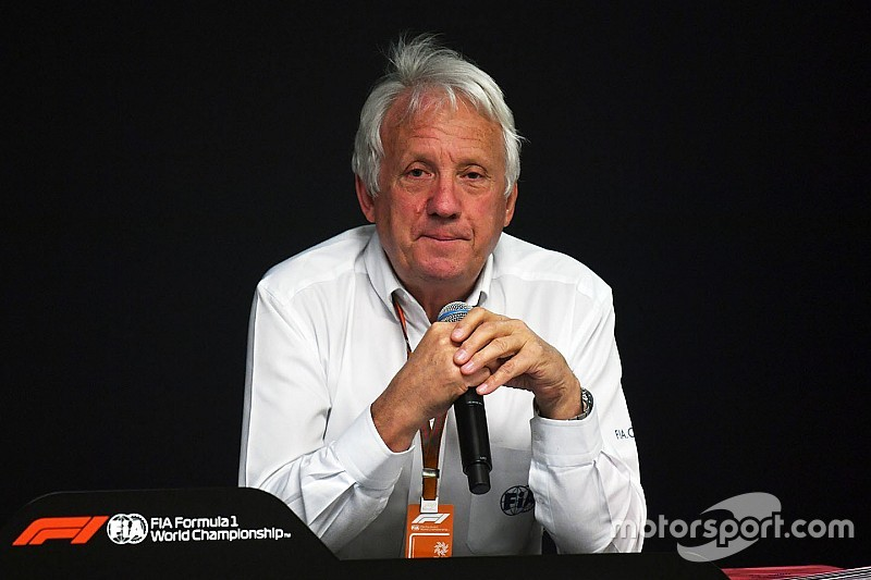 FIA, F1 teams working on long-term Whiting replacement plan