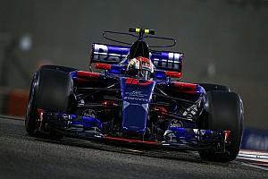 Forma-1 Jelentés az időmérőről Kifejezetten stresszes a Toro Rosso a konstruktőri csata miatt