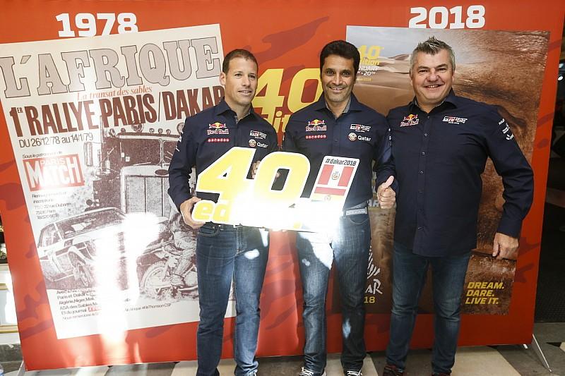 """Dakar, Fortin: """"Anche quest'anno la Peugeot è la grande favorita"""""""
