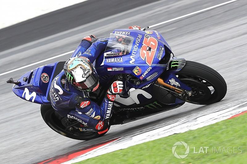 Viñales torce por renovação de Rossi com Yamaha