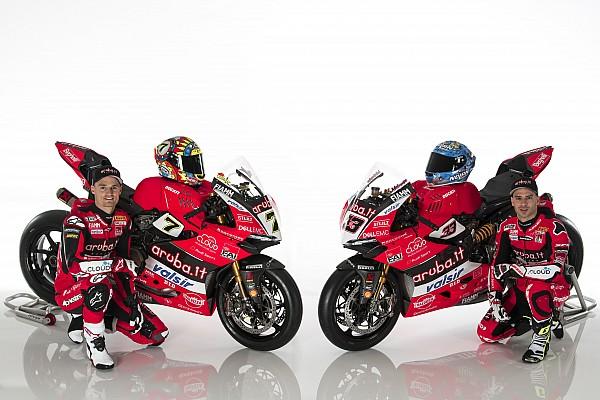 Galería: Presentación de las Ducati oficiales del WorldSBK 2018