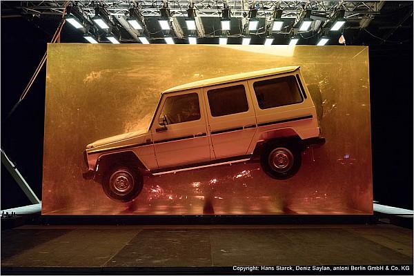 Automotive News Ein Mercedes G für die Ewigkeit