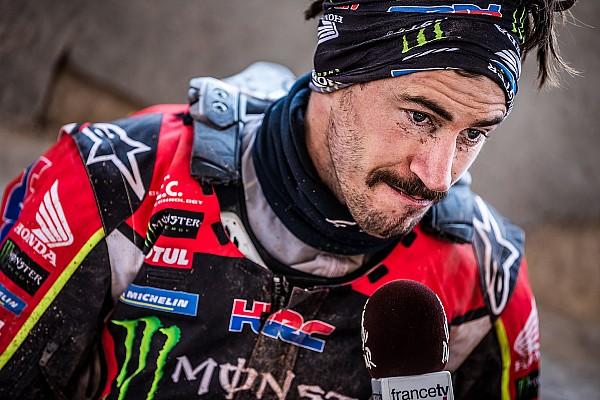 Barreda abandona Rally Dakar