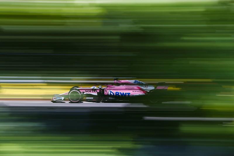 Force India pilotları yarışta Renault'u geride bırakmayı hedefliyor