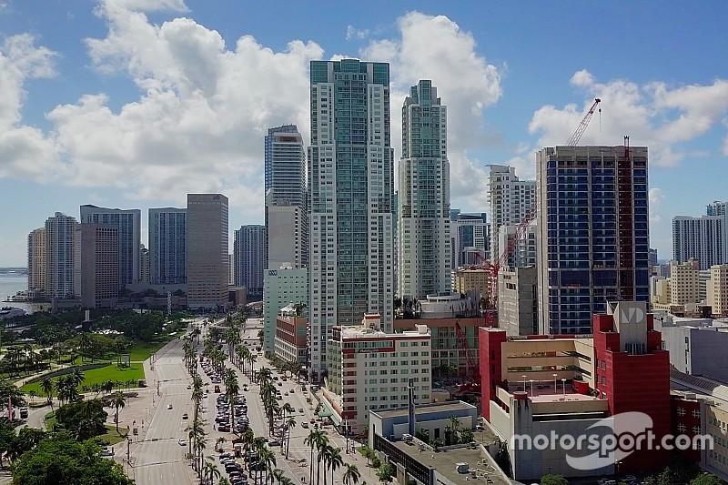Videó: ilyen lehetne egy kör a Miami Nagydíjon