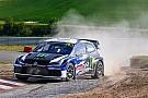 Rallycross-WM WRX Silverstone: Dramatischer Sieg für Kristoffersson
