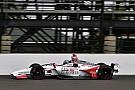 IndyCar Marco Andretti se hisse en tête à Indy