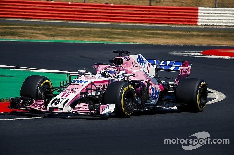 """Force India terminou 2018 """"uma atualização atrás"""" do que deveria"""