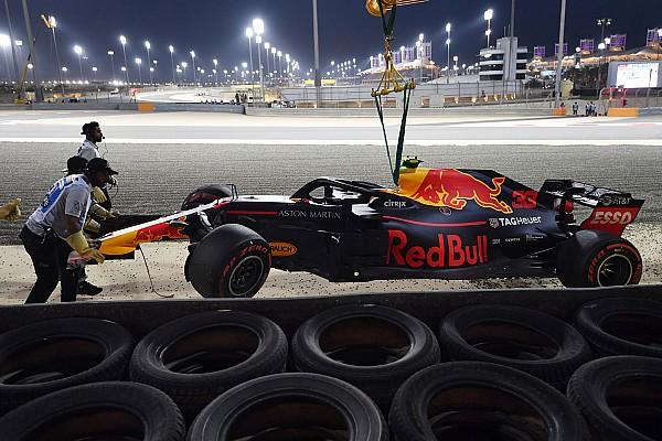 Forma-1 A Renault-motor ártatlan Verstappen bahreini balesetében