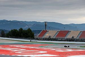 2019年F1開幕前合同テスト1回目、ドライバーラインアップリスト