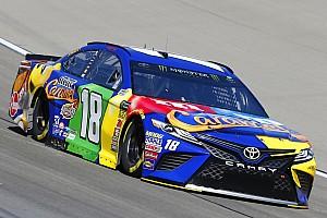 NASCAR Sprint Cup Noticias Kyle Busch no está preocupado por el dominio de  Harvick