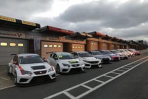 TCR Ultime notizie Giornata di test a Brands Hatch per dare inizio alla TCR UK Series