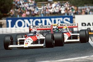 Formule 1 Interview Ramírez: Avec une F1 à 100%, Prost était inatteignable pour Senna