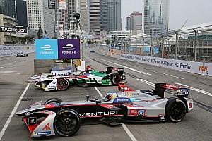 Formule E Résumé de course Course - Mortara offre la victoire à Abt sur un plateau!