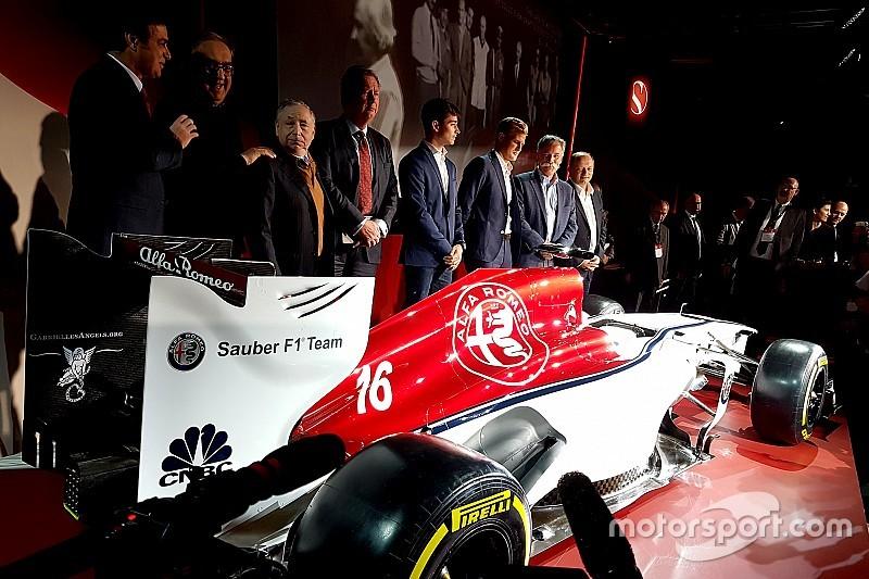 Leclerc correrá com seu terceiro número de escolha na F1