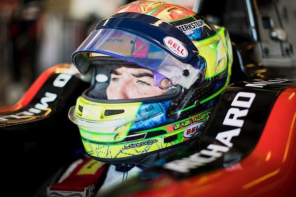 Обри стал первым подтвержденным пилотом Arden в GP3