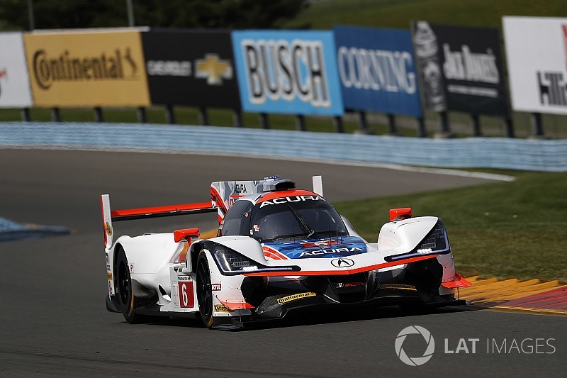 Montoya lidera la tercera práctica en Watkins Glen