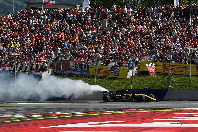 Renault оновила турбіну до Гран Прі Британії