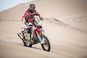 Dakar Entrevista Barreda, contento de su estrategia para las dunas de Tanaka