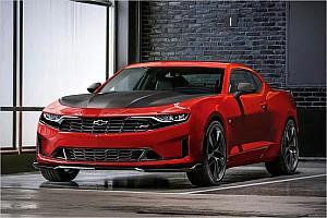Automotive News Chevrolet Camaro: Facelift