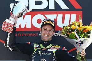World Superbike Race report Assen WSBK: Rea beats home hero van der Mark to win