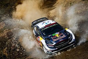 Галерея: найкращі світлини сезону WRC-2018