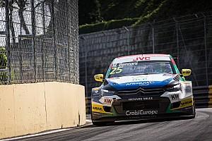 WTCC Отчет о гонке Беннани выиграл первую гонку WTCC в Макао, прерванную из-за аварии