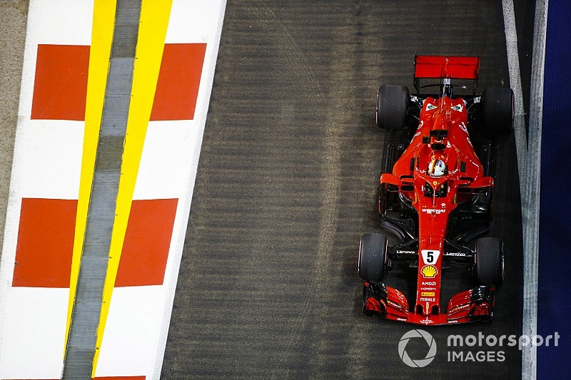 Zanardi: Vettel'in şampiyonluk şansı sadece