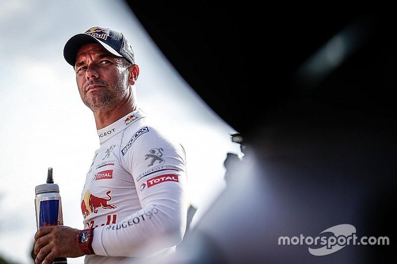 Loeb, Britanya Rallisi öncesi yapılan test için Citroen'e katıldı