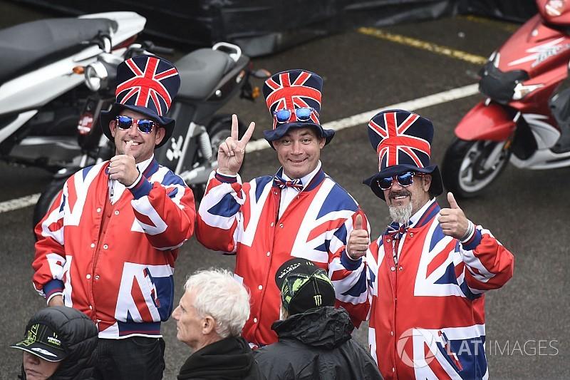 Los pilotos ofrecen disculpas a los fans por la suspensión del GP de Gran Bretaña