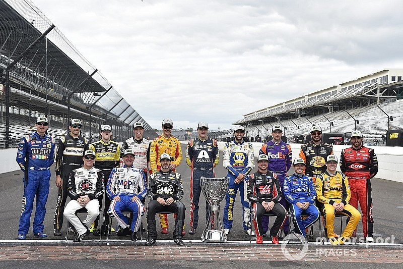 ¿Qué pilotos podrían quedar eliminados en Charlotte?