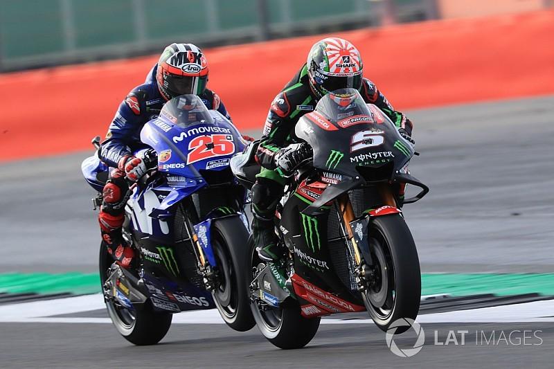 Regengefahr: MotoGP-Startzeit in Silverstone nach vorn verlegt