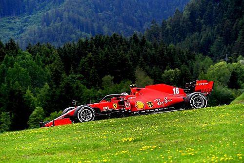 Ferrari perdait 7 dixièmes sur Mercedes en ligne droite