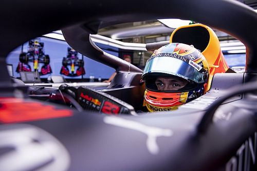 """Horner: Red Bull has to be """"patient"""" with Albon"""