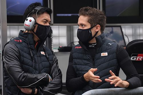 Fenestraz se pierde los inicios de Súper Fórmula y Súper GT