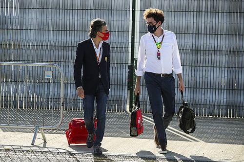 Intervista a Binotto: ecco come sarà la Ferrari del futuro