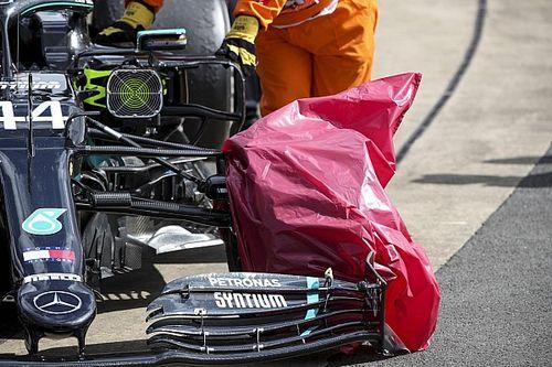Pirelli analizza le forature: c'erano tagli sul battistrada