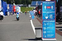 """MotoGP """"disappointed"""" with paddock members breaking bubble"""