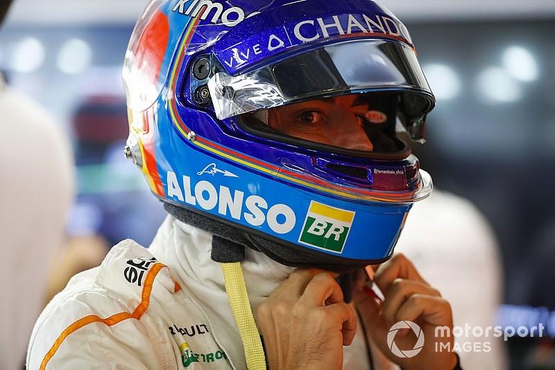 Alonso'nun gidişine üzülen Bell: Hep yanlış zamanda yanlış araçta oldu