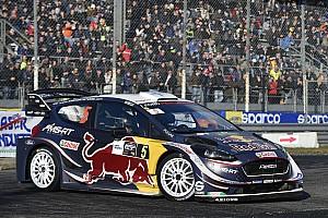 M-Sport: Suninen già al lavoro nei test in vista di Monte-Carlo. Provate novità aerodinamiche