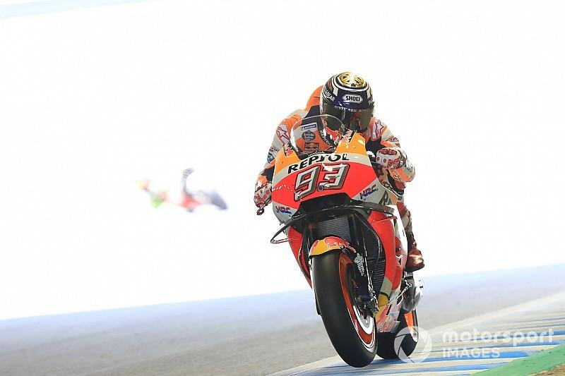 """Honda: """"We hebben Marquez niet altijd de beste motor gegeven"""""""