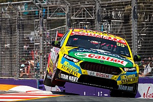 Gold Coast 600: Mostert/Moffat dominate, drama for Red Bulls