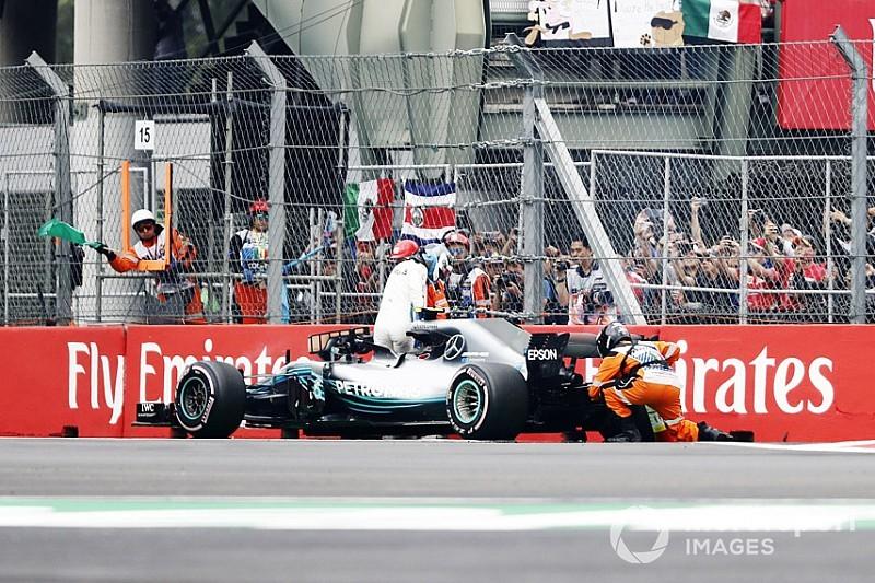 Bottas gets engine change after FP3 stoppage