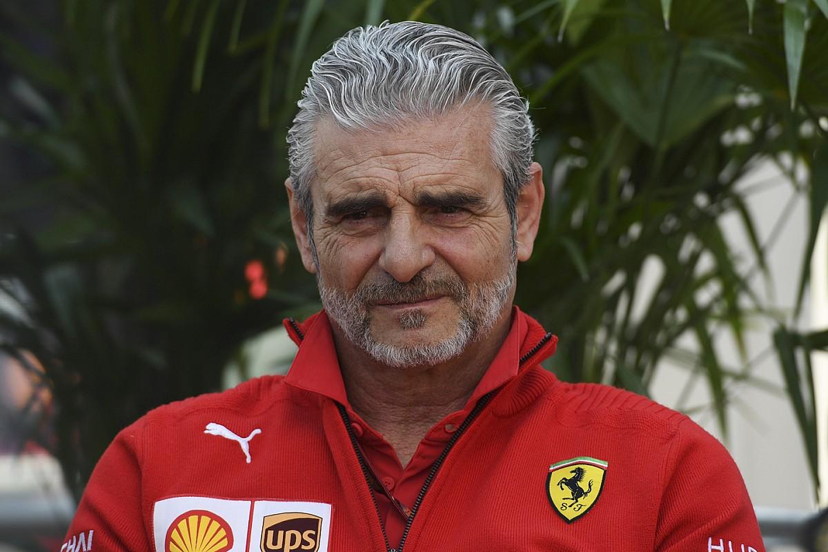Ferrari-Teamchef Maurizio Arrivabene offenbar entlassen