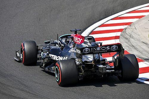 F1 Hungarian GP: Hamilton tops final practice ahead of Verstappen